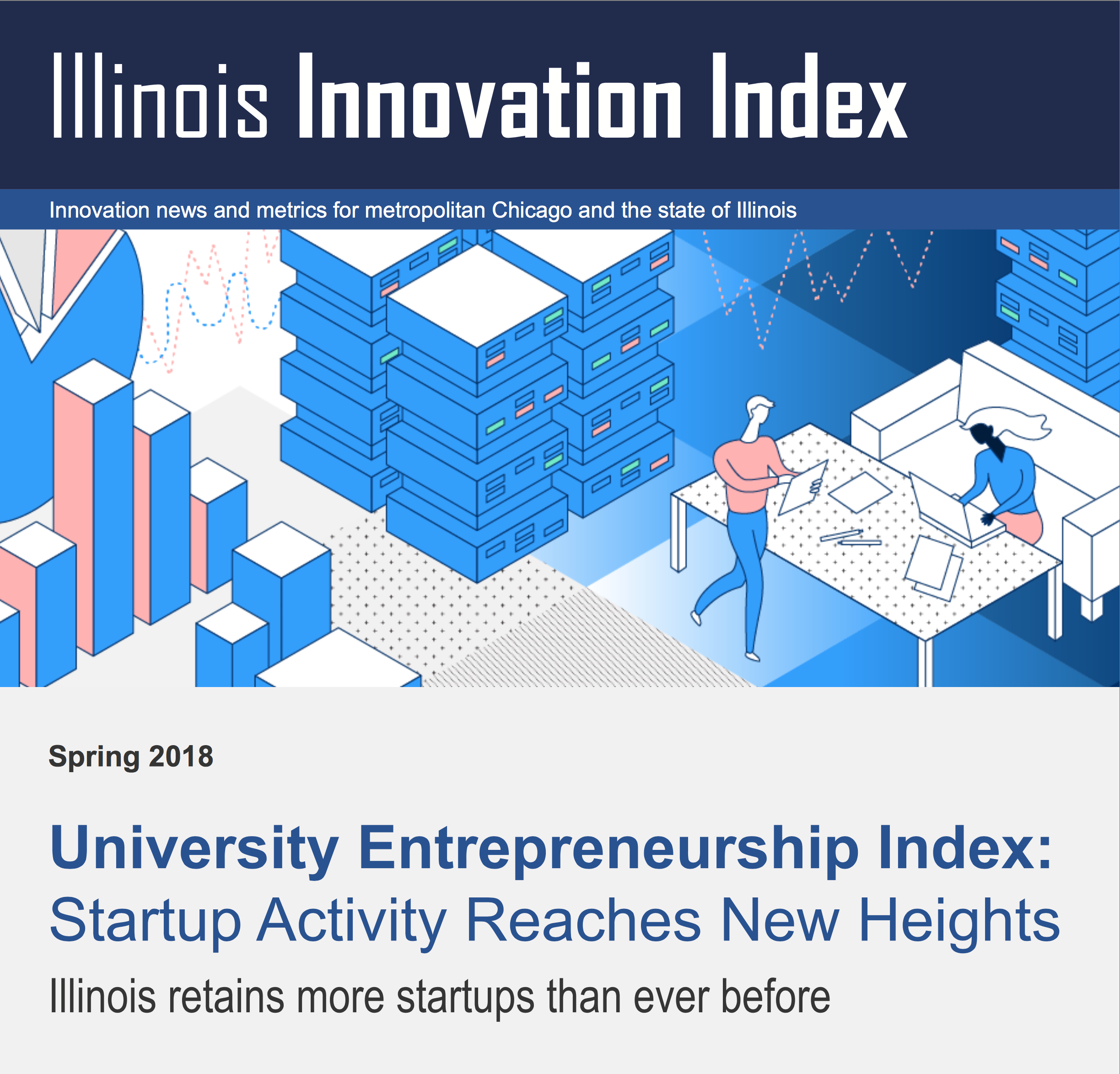 Illinois Innovation Index, Spring 2018