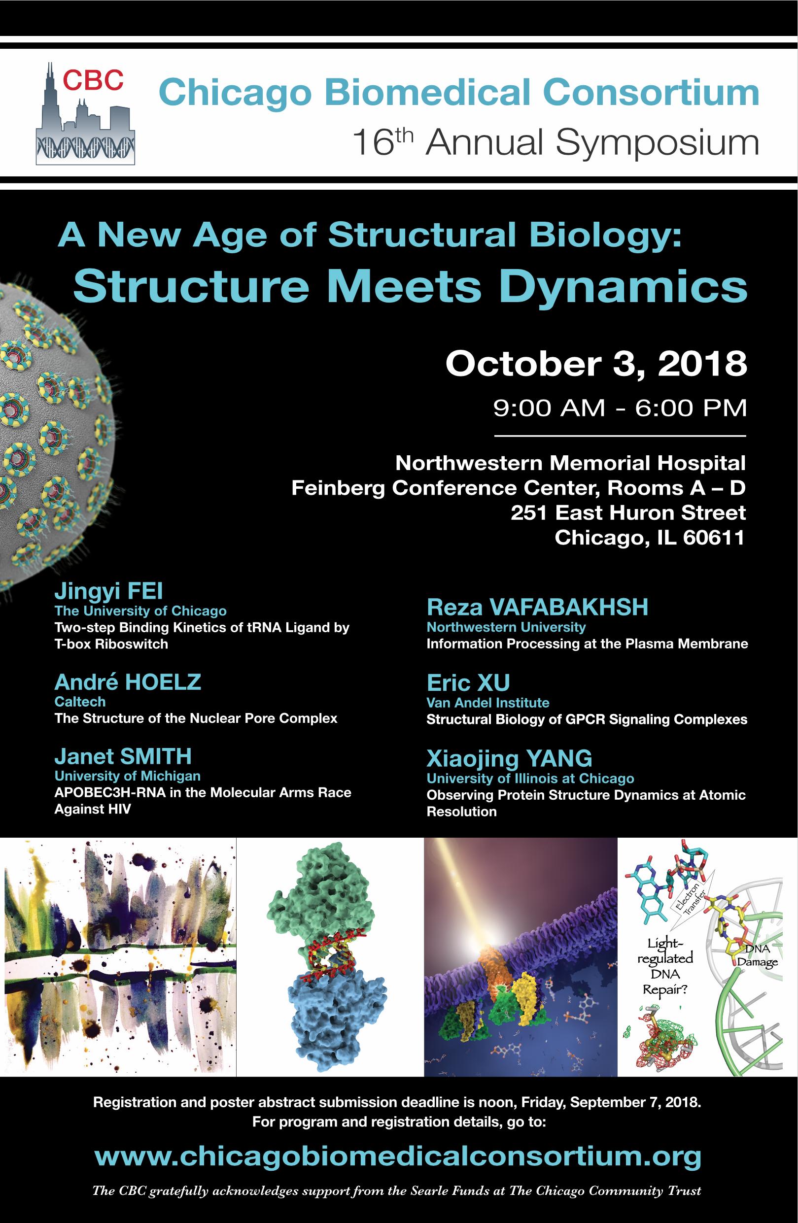 Symposium 2018 – Chicago Biomedical Consortium (CBC)